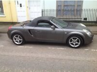 Toyota mr2 for sale. Great car.fantastic car for the summer