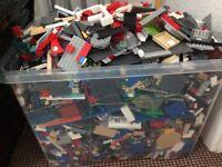 Lego in bulk 4stone in weight