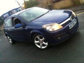 Vauxhall Astra SRI 5DR 1.8 16V 140ps NEW MOT