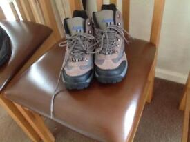 Walking boots brand new