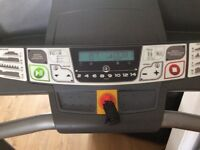 Domyos TC3 full size walking running treadmill