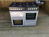 6 burner range cooker 2 ovens and grill