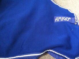 Amigo fleece cooler rug