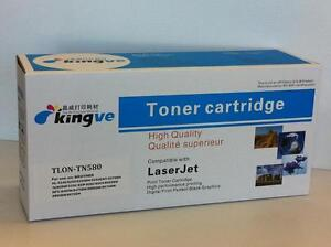 New Compatible Toner for Brother TN580/TN650 High Yield fit DCP-8060/8065/8085 HL5250/5280/5340/5350/5370/MFC8440/8860