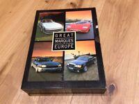 Great Marques Europe - Three Volume Box Set