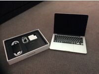 "MacBook Pro 13.3"" Retina display Model A1502 purchased Aug'14"
