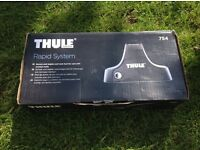 Trule roof bars for Seat Leon
