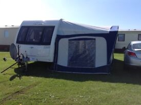 Caravan awning Bradcot Classic 990 in excellent condition