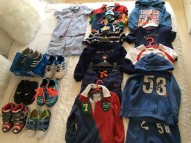Boys clothes age 3-4yrs inc Designer lables