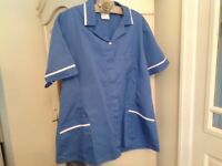 NEW LADIES HEALTHCARE TUNIC TOP SIZE 22