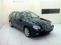 Mercedes-Benz C Class 1.8 C180 Kompressor SE-12 Month MOT+Warranty-£0 DEPOSIT LOW RATE FINANCE