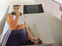 Body Fitness And Exercise Book