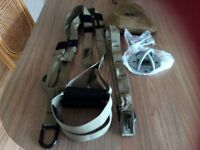 Valkyrie Suspension Trainer Straps and Wallplate