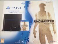Sony PlayStation 4 1TB Console (Black)