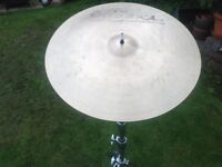 Istanbul Mehmet ride cymbal for sale