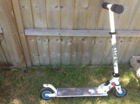 Star Wars folding inline scooter