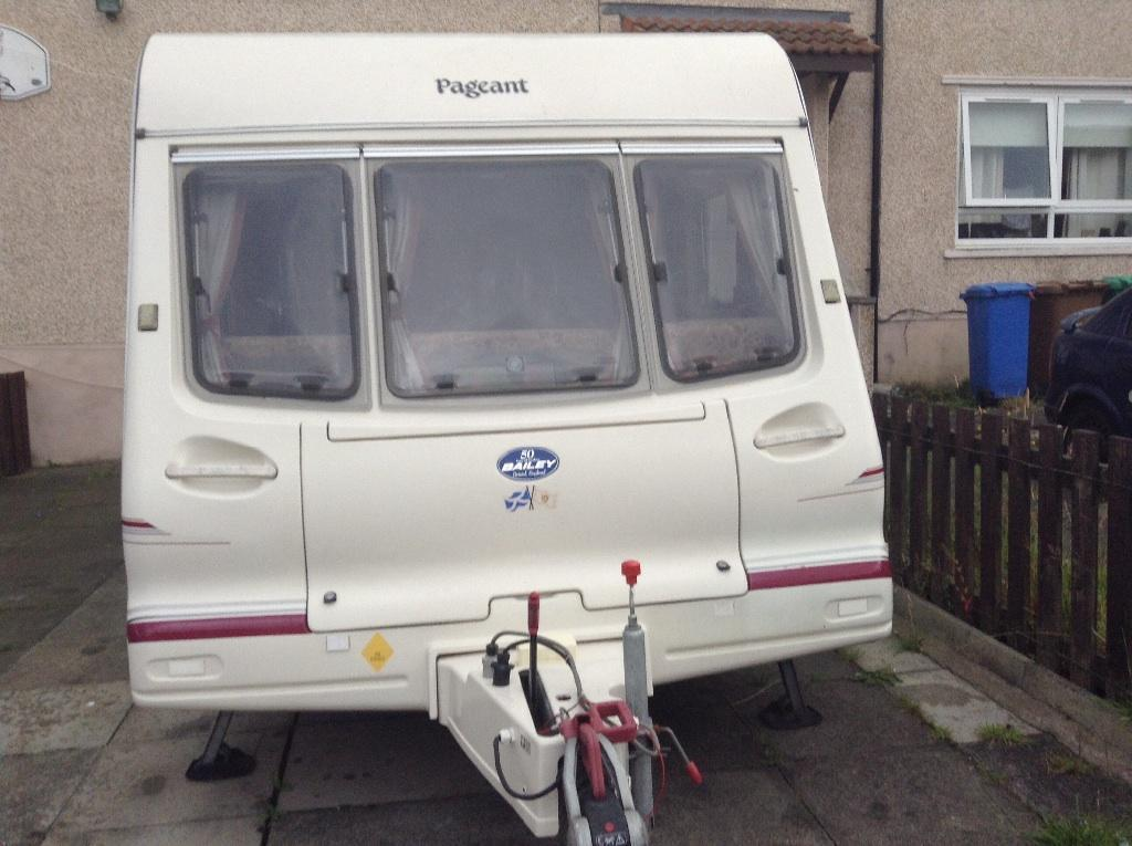 Original Lightweight Small 2 Berth With End Kitchen Full Details Coming Soon