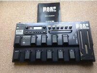 Line6 Bass Pod XT Live Multi Effects Pedal
