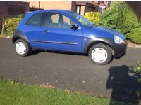 Ford Ka MOT failure