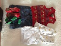 8 x Item clothes bundle for baby boy 6- 9 months