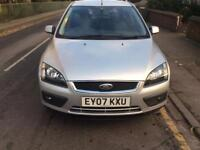 Ford Focus Zetec Climate 2007 , Also can part exchange for smaller car