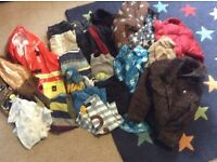 Boys aged 2-4 large bundle of clothes