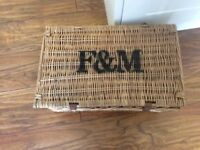 Fortnum and Mason Hamper Box