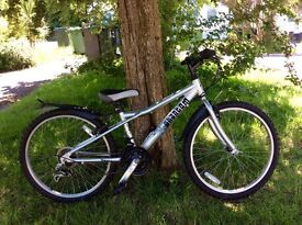 Dawes phantom child's lightweight aluminium mountain bike