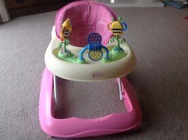 Kiddycare Baby Walker