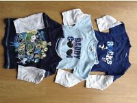 Baby boys bundle of clothes (9-12 months)