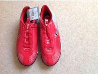 Brand new astro trainers size 5