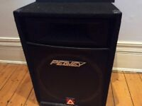 Peavey. Speakers in good condition.