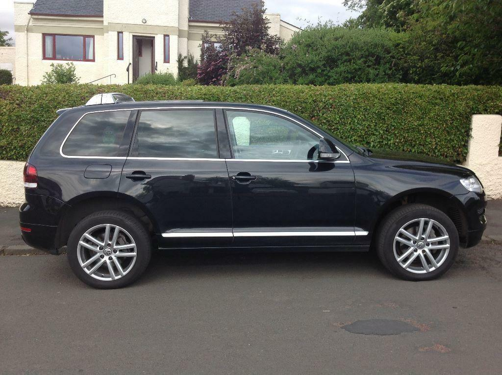 volkswagen touareg 3 0 tdi v6 dpf altitude 5dr 59plate in southside glasgow gumtree. Black Bedroom Furniture Sets. Home Design Ideas