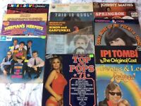 60s and 70s records