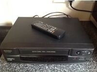 MATSUI VP 9405 VIDEO CASSETTE PLAYER & REMOTE FULL WORKING ORDER.