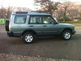 LAND ROVER DISCOVEREY TD5 PURUIT FACELIFT MODEL 7 SEATER