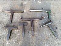 Selection of Blacksmith Tools