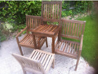 Teak Furniture Restored