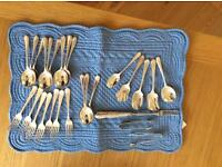 Various silver and silver plated items