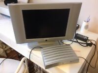 """Onn 14"""" TV with freeview box"""