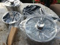 Set of 4 Neff Pans induction pans *Brand New*