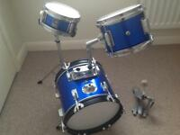 Small child's drums