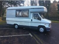 Talbot express auto sleeper executive 2 berth motorhome with only 22000 miles