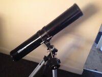 Powerseeker 114Q Telescope