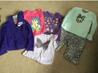 Bundle girls clothes 8-10years
