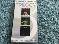 Aretha Franklin trilogy