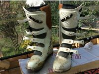 Wulf Motocross boots (fits size 11)