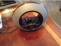 iPod Docking Station and Speaker
