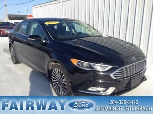 2017 Ford Fusion SE AWD Click ON THE Free Carproof