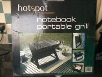 Hotspot notebook portable grill for sale in new condition
